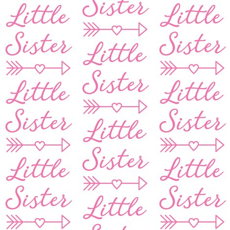 Rlittle-sister-with-heart-arrow-hot-pink_shop_preview