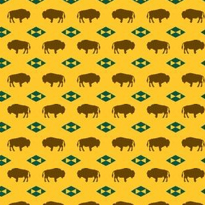 "Bison with a ""Z"""