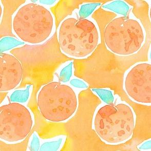 summer oranges big