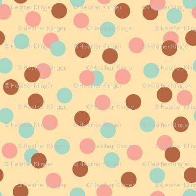 Cream Confetti