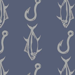 Fish Hooks and Bluefin Tuna