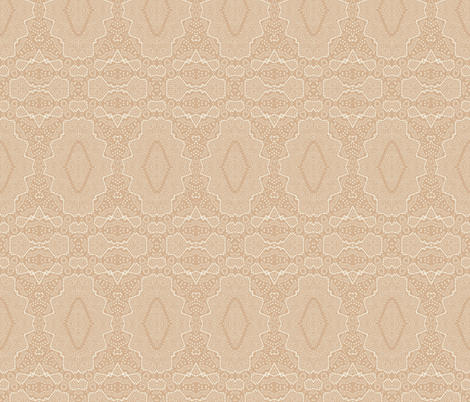 madamoiselle_palais_lace fabric by holli_zollinger on Spoonflower - custom fabric