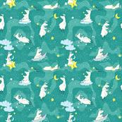 Dreaming Llamas
