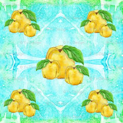 Golden quince 62-1 030517