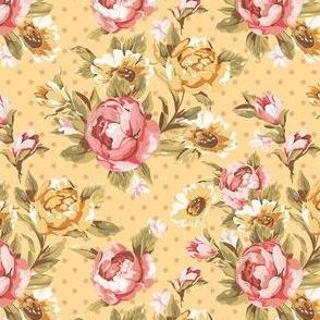 Timeless - Roses, Gold