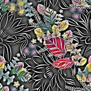 Tropical Mood Floral