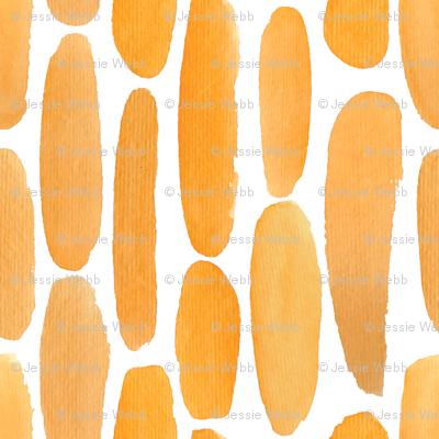 Orange Swashes