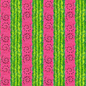 Water(color)melon Stripe