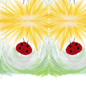 Whimsical Ladybug