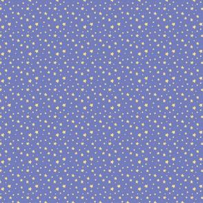Twinkle Stars Blue