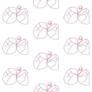 Kids Butterfly_Pink