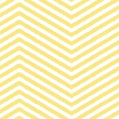 yellow ikat chevron stripe
