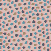 Coloured Chips Pattern
