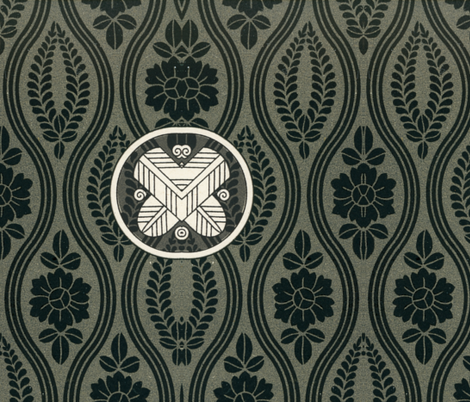 japonaise 2 fabric by hypersphere on Spoonflower - custom fabric