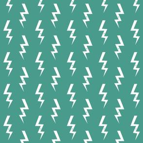bolt fabric halloween lightning bolt design super hero bolt design dark green