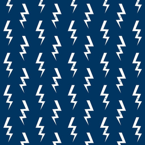 bolt fabric halloween lightning bolt design super hero bolt design navy