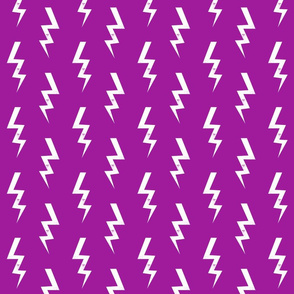 bolt fabric halloween lightning bolt design super hero bolt design purple