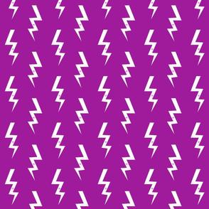bolt fabric halloween lightning bolt design super hero bolt design purple