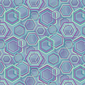 Hexagonal (2)(sm)