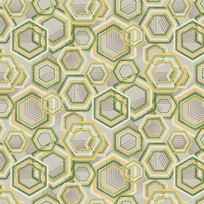 Hexagonal (3)(sm)