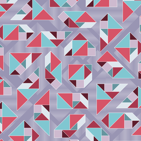 Convexity (2)(sm) fabric by jjtrends on Spoonflower - custom fabric