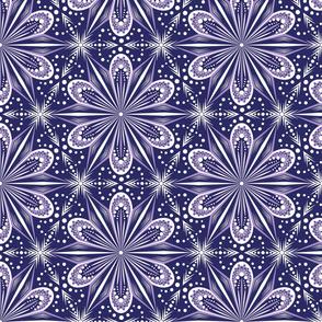 Mandala Lace (violet)