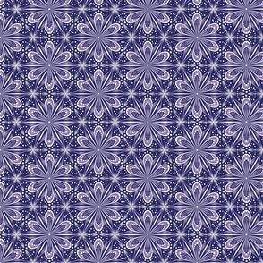 Mandala Lace (violet)(sm)