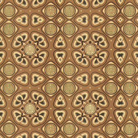 japonaise 11 fabric by hypersphere on Spoonflower - custom fabric