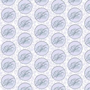 Elden Fragrance - Purple Leaves Large Logo