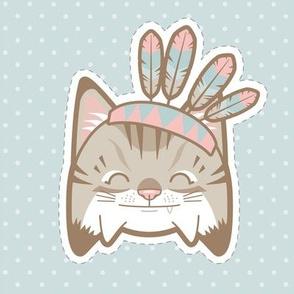 SouthWestern Bobcat Applique