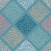 Dot Texture Diamonds