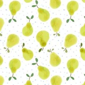 Pears & Tears