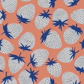 Strawberries - Inky