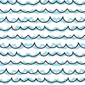 Playful Patterns - Whimsical Waves