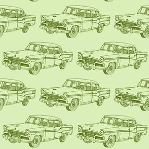 1956  Studebaker President 4 door sedan