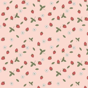 Sweet Berry - Pink // by Sweet Melody Designs