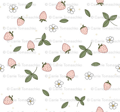 Sweet Berry // by Sweet Melody Designs