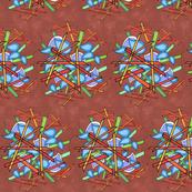 Geometric Paisley