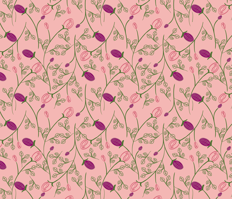in_the_field_of_spring-02 fabric by handsofthecloth on Spoonflower - custom fabric