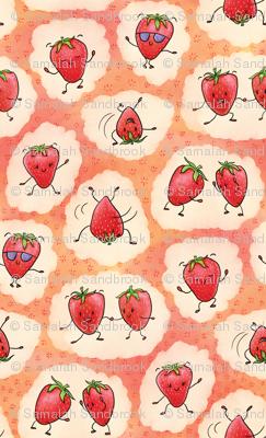 Strawberry Boogie - Peach