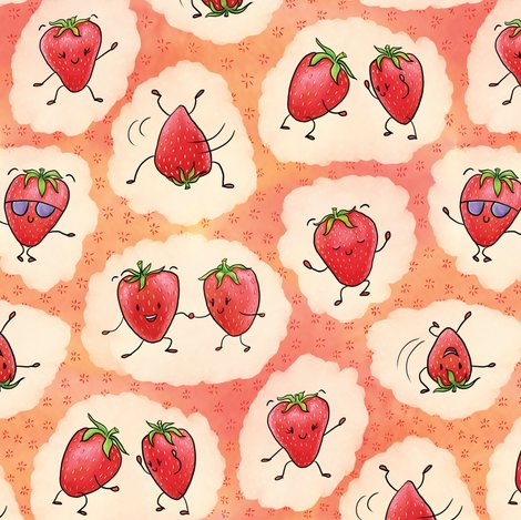 Rrrrstrawberry_boogie_peach_flowers_pattern_shop_preview