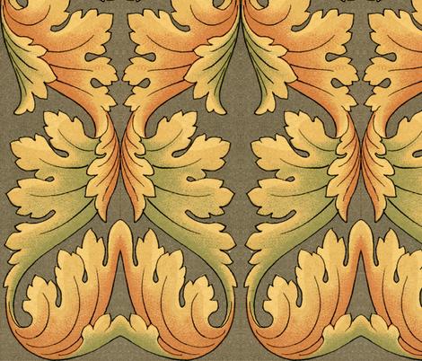 moyen age 23 fabric by hypersphere on Spoonflower - custom fabric