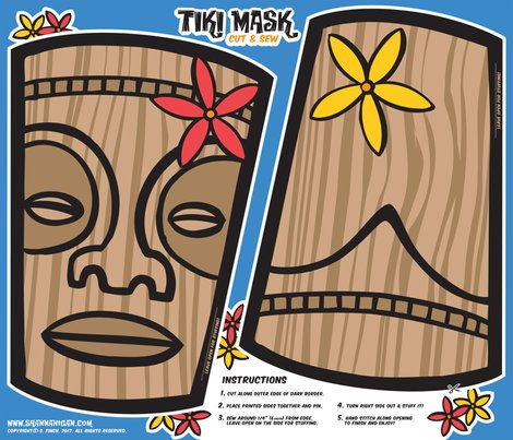 Oily_tiki_cutsew_blue_shop_preview