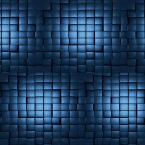 Denim Tiled