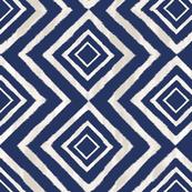 ikat-diamond_Deep-Navy-Blue