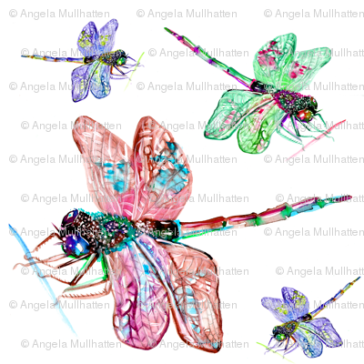 dragonfly_spoonflower