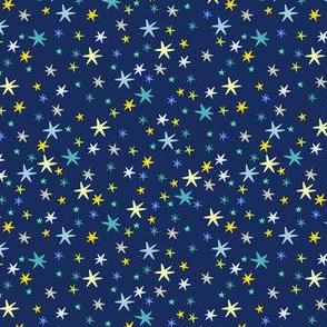 stars on nightsky