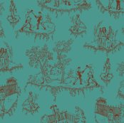 Rtoille_walking_dead_tile_red_on_teal_shop_thumb