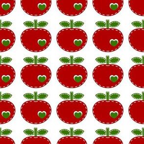 applique apple_red
