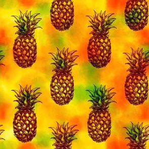 Jammin Pineapple